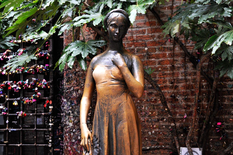 Verona, la romántica ciudad donde Julieta suspiraba por Romeo, en fotos