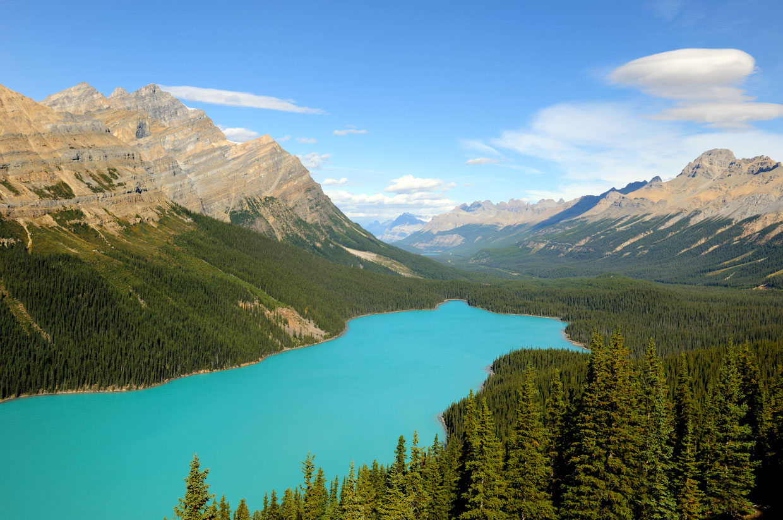 Diez lagos muy espectaculares del mundo