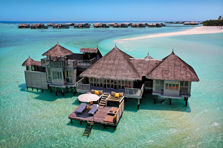as es el mejor hotel del mundo 2015 On cabanas en el agua bali