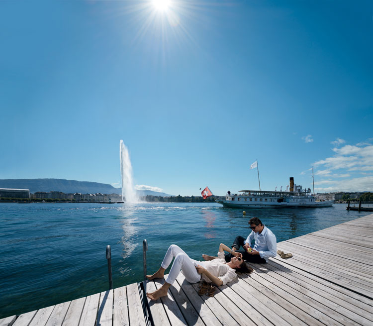 ¿Quieres ganar un fin de semana en Ginebra?