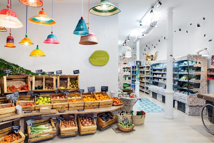 Cuatro planes ecol gicos para un fin de semana de homenaje for Decoracion de supermercados