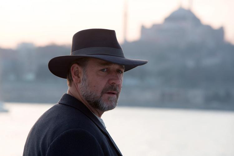 Siguiendo los pasos a Russell Crowe por Estambul