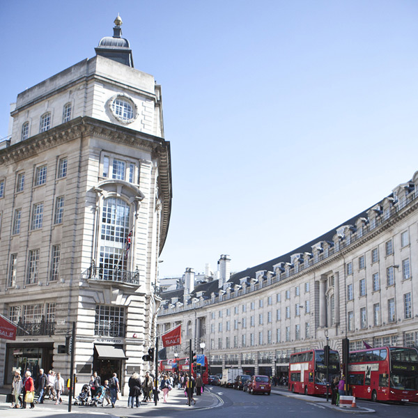 Un fin de semana de capricho en Londres