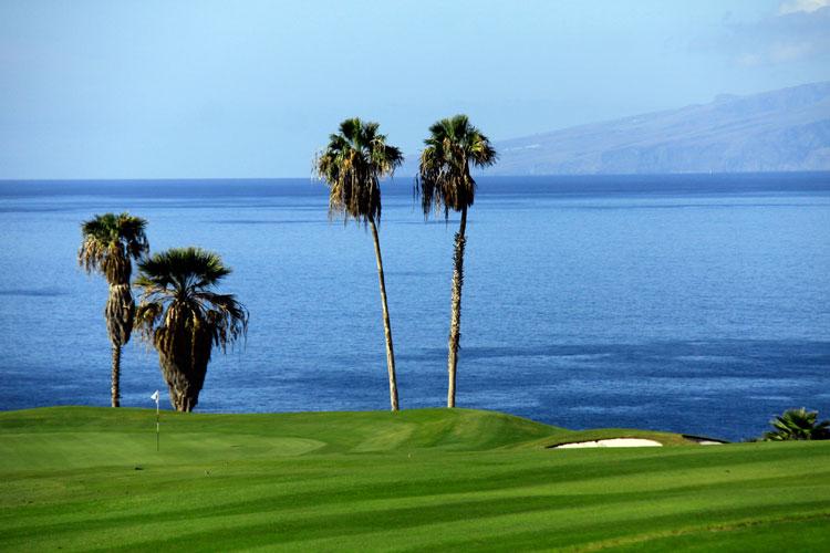Una cita en Tenerife para jugadoras de golf