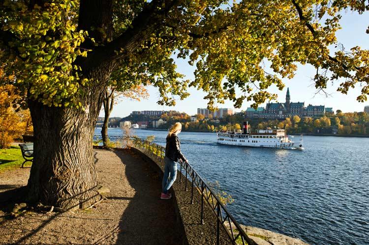 La ruta de Sofía Hellqvist por el Estocolmo más real