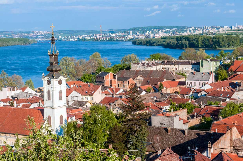 Belgrado, la ciudad blanca a orillas del Danubio, en 10 flashes