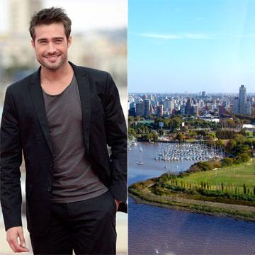 En busca de los lugares favoritos de Rodrigo Guirao por su Buenos Aires querido