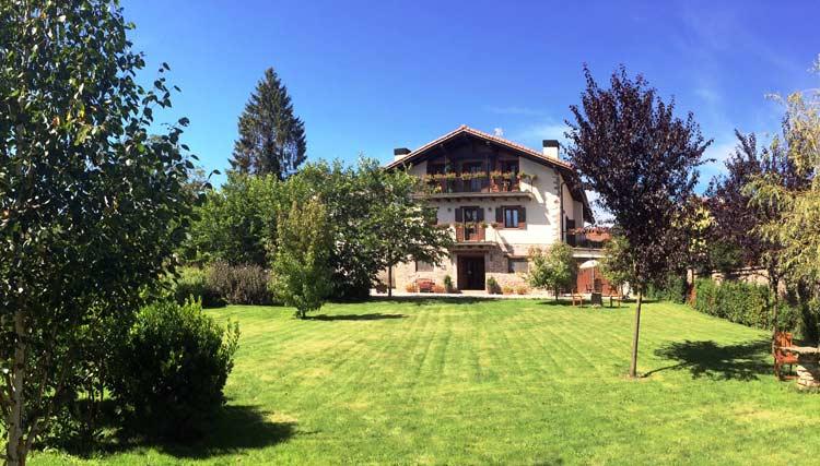 Un verano en Navarra con detalle para lector@s de Hola