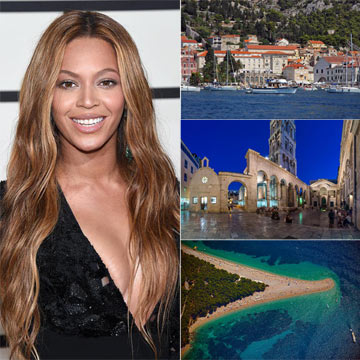 Hvar, la isla croata que encandila a Beyoncé
