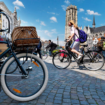 Flandes en seis dosis o cómo pasar un verano haciendo planes en seis ciudades