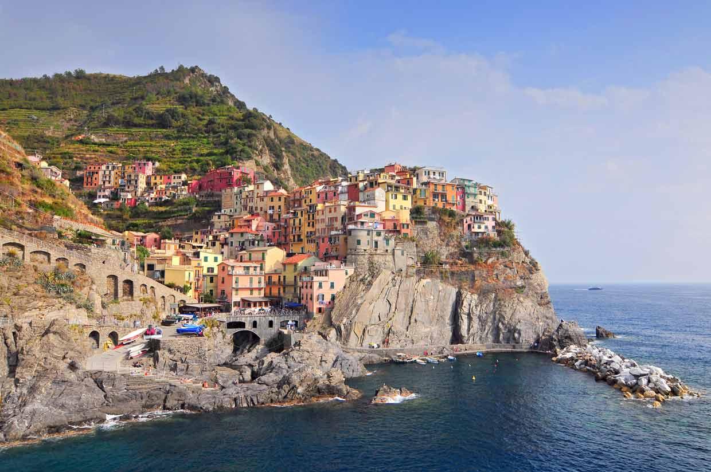 Los pueblos más bonitos de Italia, retratados en 10 instantáneas