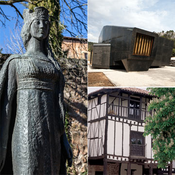 La ruta de la princesa Kristina de Noruega en el corazón de Castilla