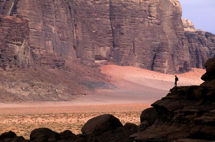 De aventura en los rincones naturales favoritos del príncipe Hussein de Jordania
