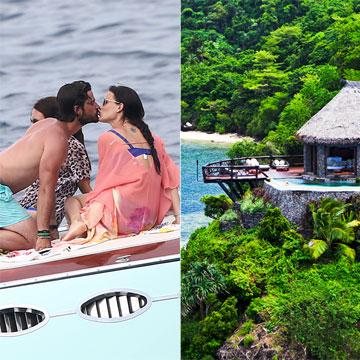 Perdidos en el paraíso de Fiyi, el elegido por Carlos Felipe y Sofia de Suecia