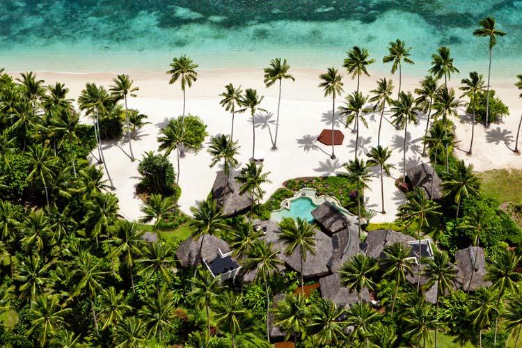 Perdidos en el paraíso de Fiyi, el elegido por Carlos Felipe y Sofia ...