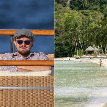 Phi Phi, las islas de postal de Leonardo di Caprio