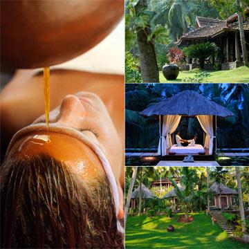 Cinco lugares en Kerala para disfrutar, como las celebrities, de la ciencia de moda