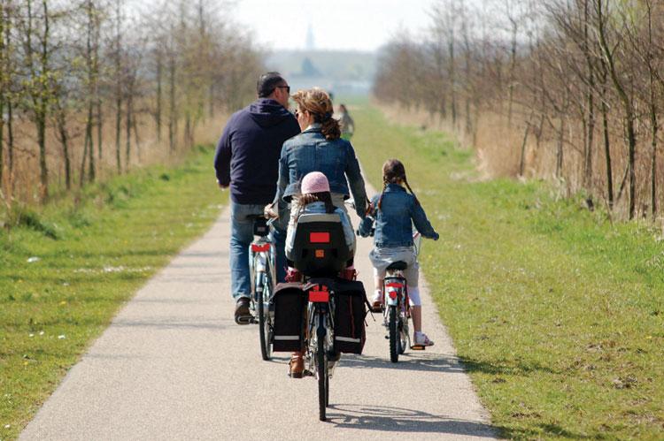En bici por los caminos luminosos de Van Gogh en Brabante