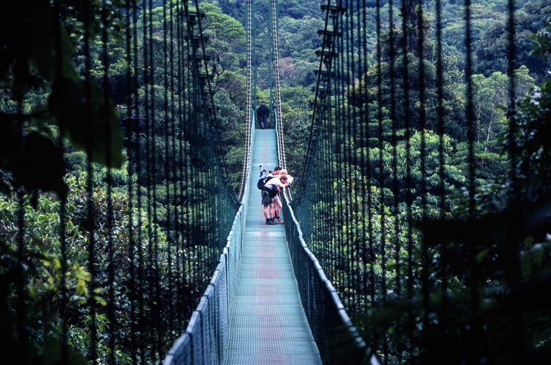 Puentes Colgantes Espectaculares Donde Hay Que Atreverse A