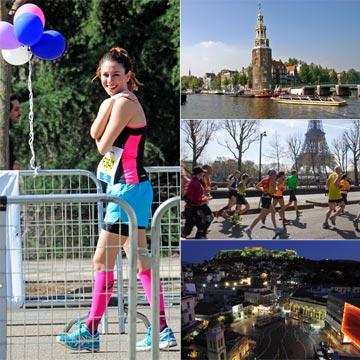 Para chicas 'runner' como Blanca Suárez, siete carreras a las que apuntarte en otoño