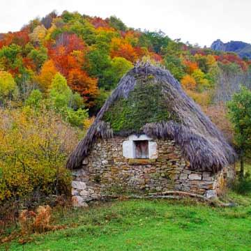 ¡Bienvenido otoño desde Somiedo!