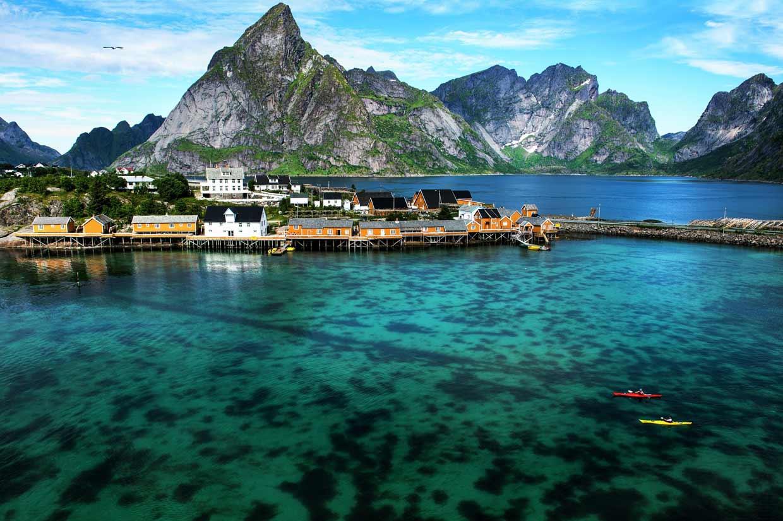 Citate Fotografie Free : Los pueblos más bonitos de europa elige cuál es tu