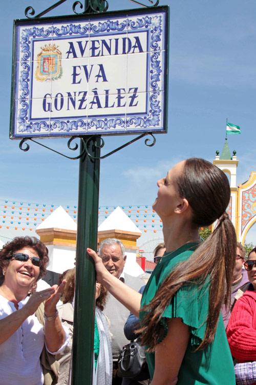 Más allá de Mairena del Alcor, el escenario nupcial de Eva y Cayetano