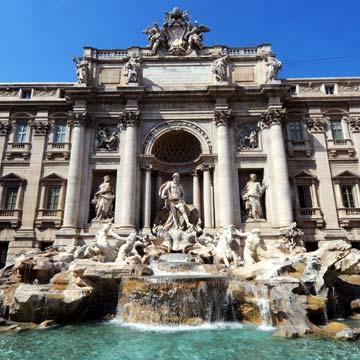La Fontana di Trevi, con una nueva cara