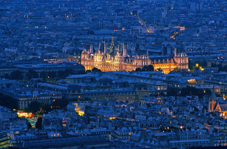 París desde los tejados, como nunca lo has visto