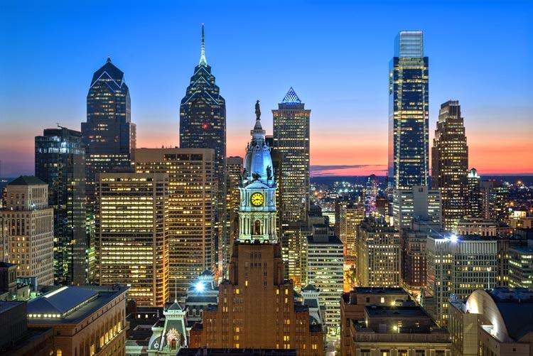 Qué puedes hacer un fin de semana largo en Filadelfia