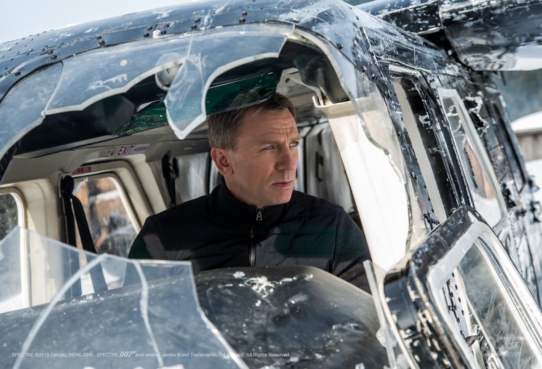 Nueve lugares donde se rodó 'Spectre', la última aventura de James Bond