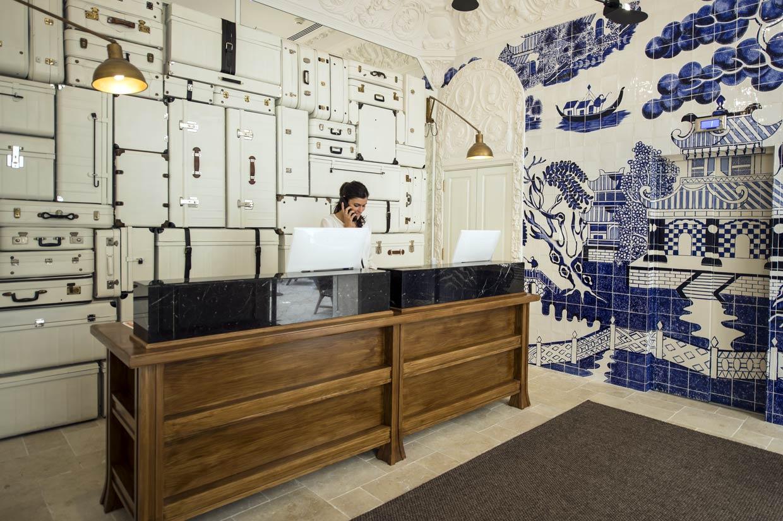 El mejor hotel boutique de dise o del mundo est en madrid for Hotel boutique madrid centro