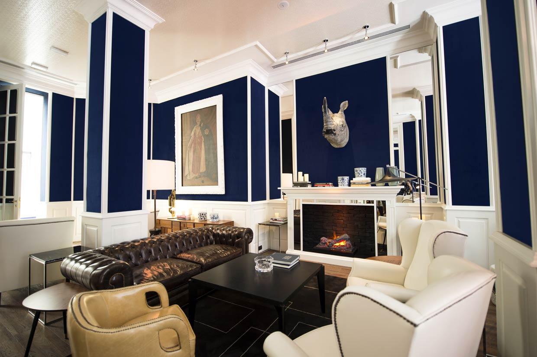 El mejor hotel boutique de dise o del mundo est en madrid for Design boutique hotel madrid