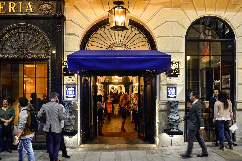 El mejor hotel boutique de diseño del mundo está… en Madrid