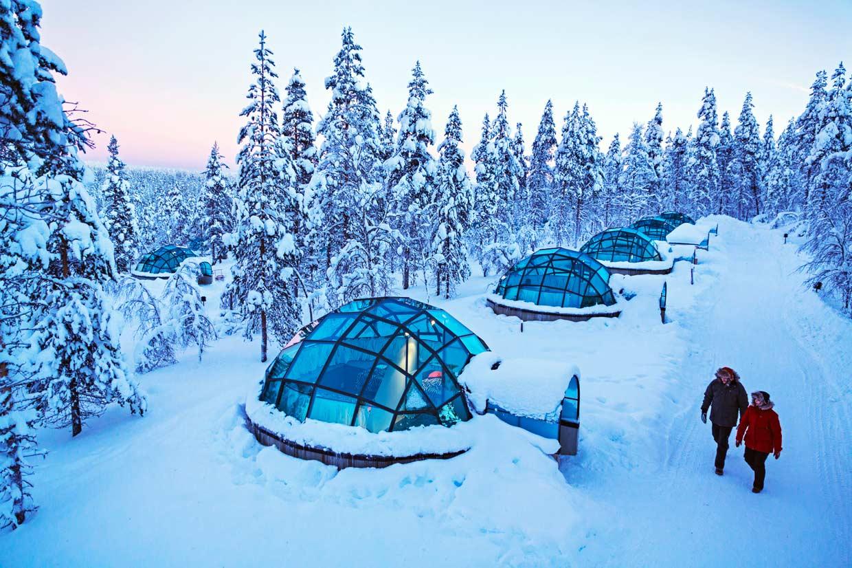 kakslauttanen arctic resort #10