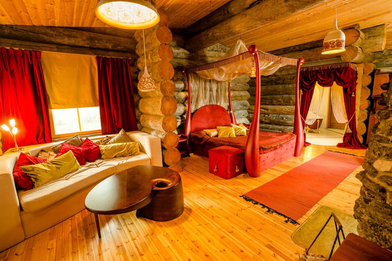 Un capricho de navidad dormir en un igl de cristal for Cabine in montagne verdi del vermont