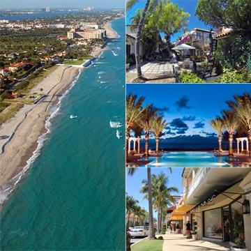 Qué hacer y qué ver en Palm Beach, el paraíso nupcial de Sofía Vergara