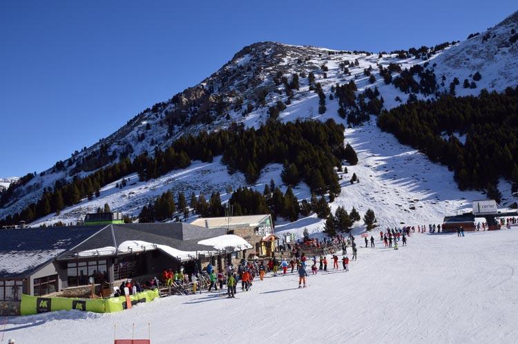 La mejor estación de esquí de España es… Aramón Cerler