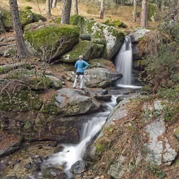Por la senda de los Poetas, una ruta para montañeros en la sierra de Guadarrama