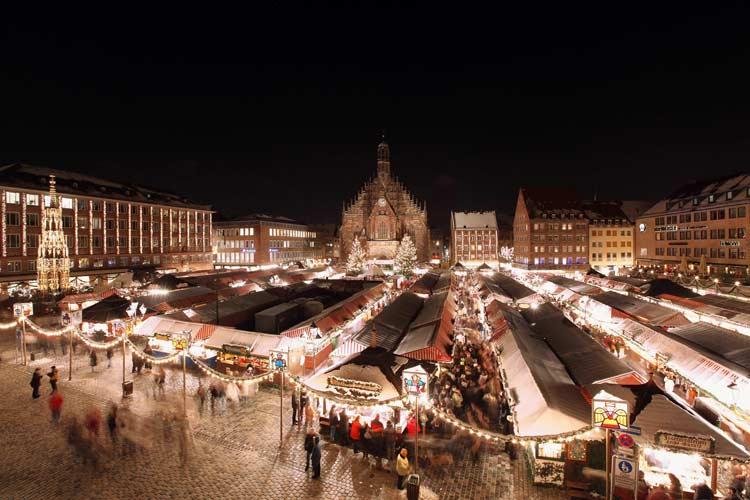 De mercadillo en mercadillo por Alemania… y llegó la Navidad