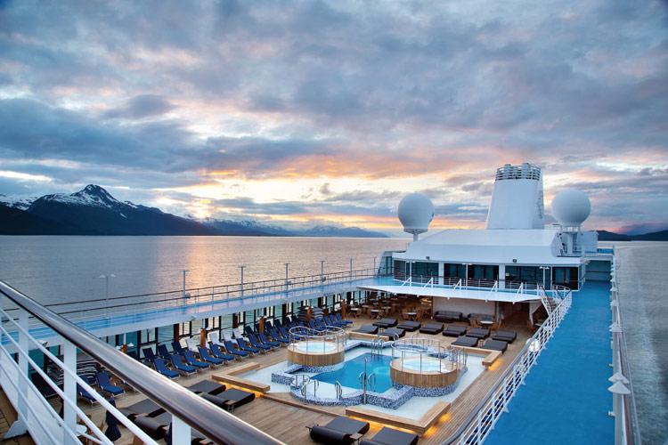 Regálate una vuelta al mundo de 180 días a bordo de un crucero de lujo