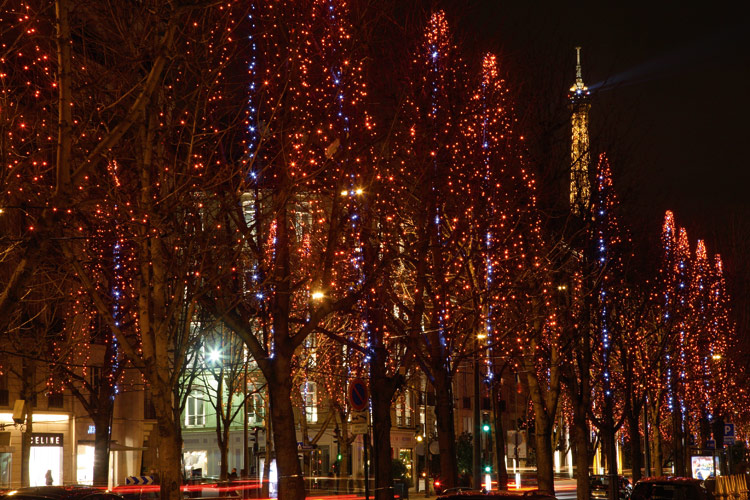 Las calles más exclusivas de Europa para ir de 'shopping' estas navidades