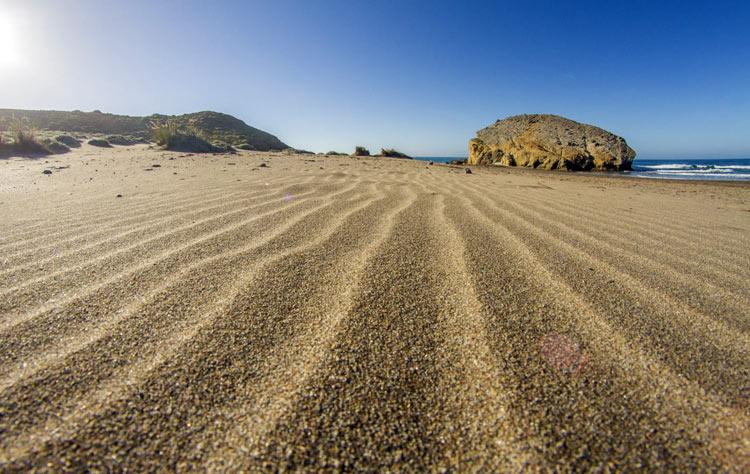 Diez planes para estrenar el año en la costa de Almería