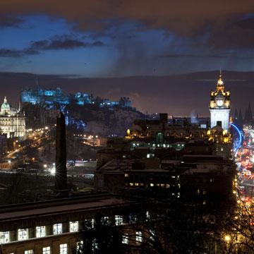 Por Navidad, regálate una escapada (de lujo) a Escocia