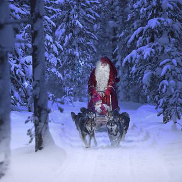 Entrevista con el más viajero de los viajeros: Papá Noel