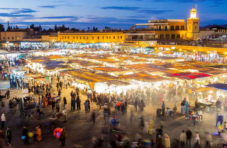 Los 25 destinos preferidos del mundo en 2015 - Fotos marrakech marruecos ...