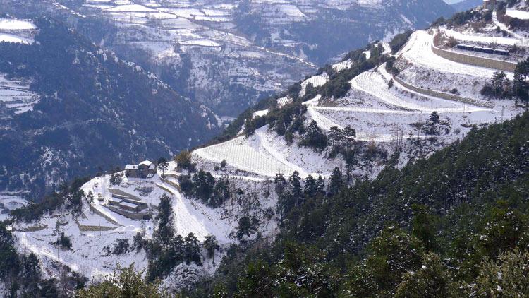 Un viaje para disfrutar de la nieve más allá del esquí