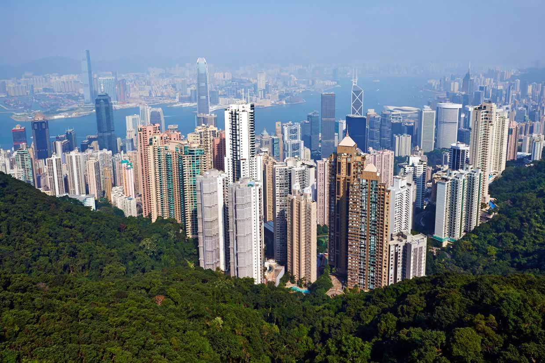 Hong Kong Kaupunki