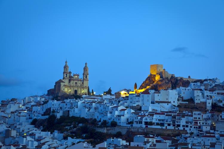 Cuatro pueblos blancos de Cádiz para encadenar en una ruta este fin de semana