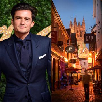 Canterbury, una ciudad de cuento no solo para Orlando Bloom
